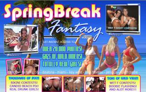 Visit Spring Break Fantasy