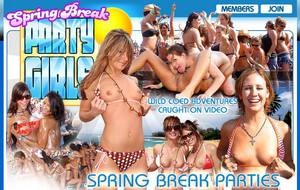 Visit Spring Break Party Girls
