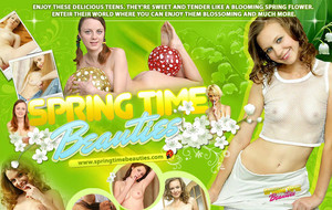 Visit Springtime Beauties