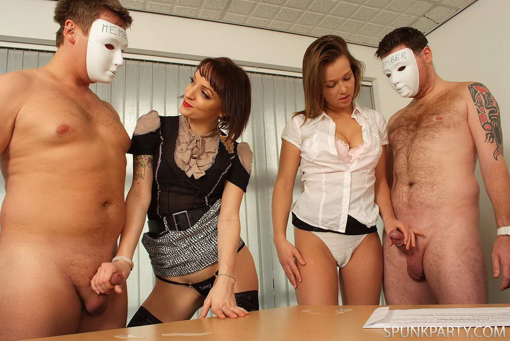 Can not Nude girl three men