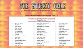 Visit Sticky Hole