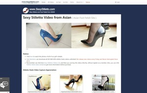 Visit Stiletto Heels Video
