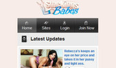 Visit Stockings Babes Mobile