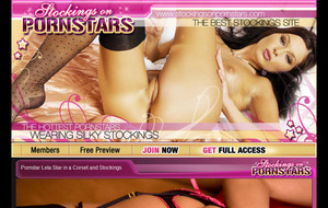 Visit Stockings On Pornstars