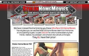 Visit Stolen Home Movies