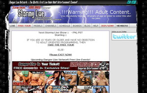 Visit Stormy Live