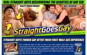 Visit Straight Goes Gay