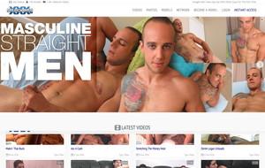 Visit Straight Men XXX