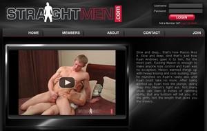 Visit Straight Men