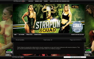 Visit Strapon Squad