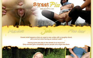 Visit Street Piss