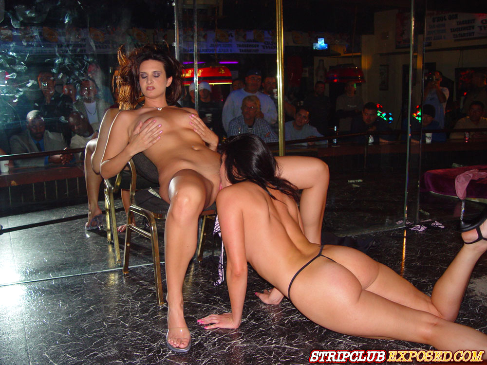 Something Naked girl stripper strip club very valuable