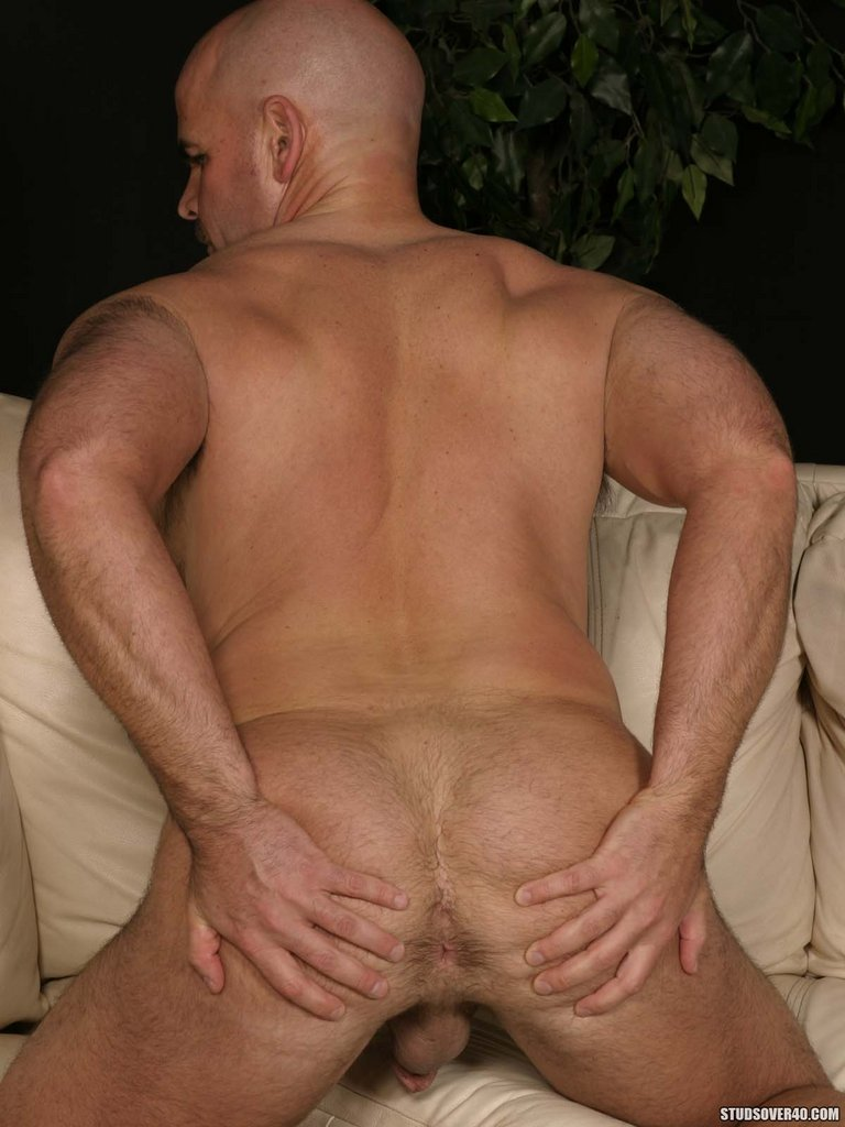Over 40 gay adult model