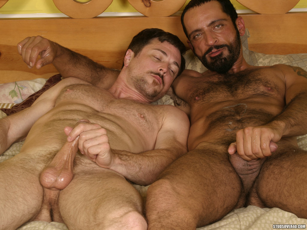 Mennesket driller sine boeddyr modne homoseksuelle-8372
