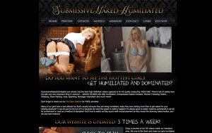 Visit Submissive Naked Humiliated