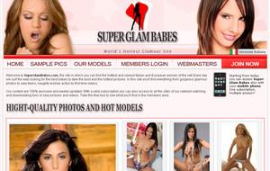 Visit Super Glam Babes