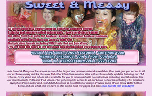 Visit Sweet and Messy