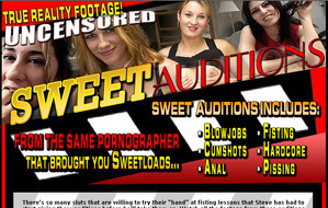 Visit Sweet Auditions