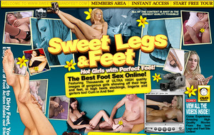 Visit Sweet Legs and Feet