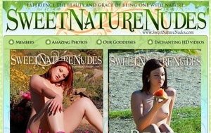 Visit Sweet Nature Nudes