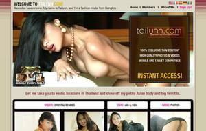 Visit Tailynn.com