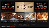 Visit Take 5 Girls