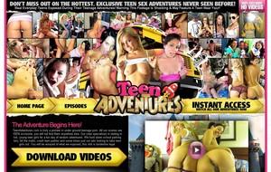 Visit Teen Adventures