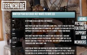 Visit Teen Chloe