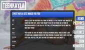 Visit Teen Kayla