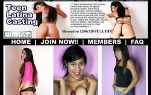 Visit Teen Latina Casting