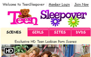 Visit Teen Sleepover Mobile