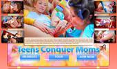 Visit Teens Conquer Moms