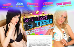 Visit Test Shoot Teens