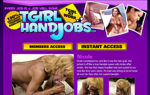 Visit TGirl Handjobs