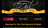 Visit TGirl Network Mobile