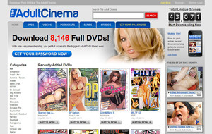 Visit The Adult Cinema