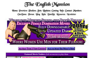 Visit The English Mansion