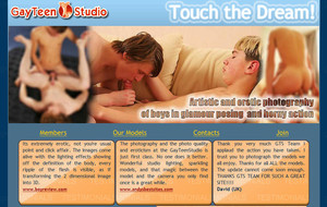 Visit The Gay Teen Studio