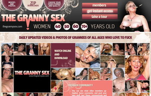 Visit The Granny Sex