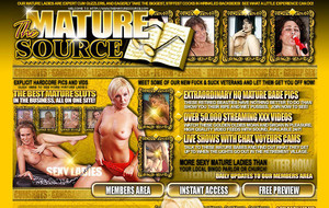 Visit The Mature Source