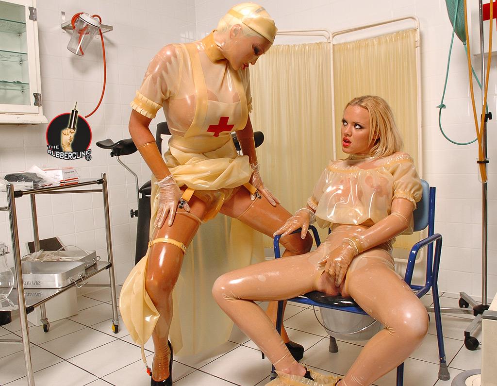 mädchen mastubiert rubber clinic