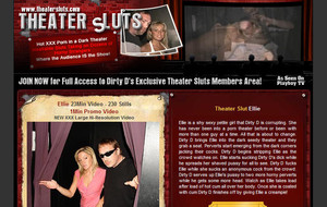 Visit Theater Sluts