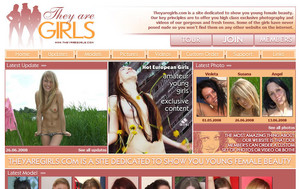 Visit They Are Girls