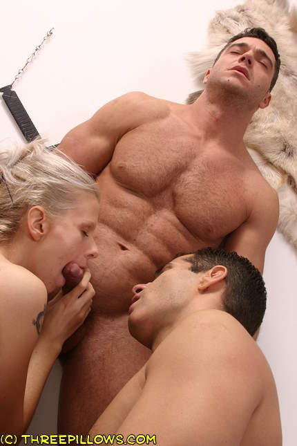 Bisexual stud gallery