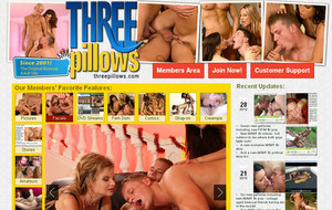 Visit Three Pillows