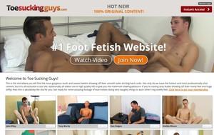 Visit Toe Sucking Guys