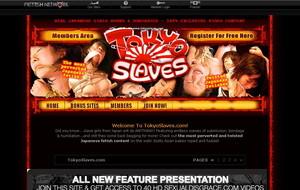 Visit Tokyo Slaves