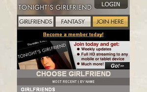 Visit Tonight`s Girlfriend Mobile