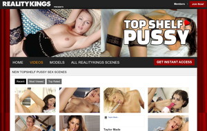 Visit Topshelf Pussy
