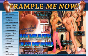 Visit Trample Me Now